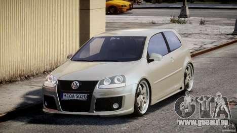 Volkswagen Golf GTI 2006 v1.0 für GTA 4