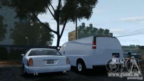 GMC Savana 2500 v1.0 für GTA 4 rechte Ansicht