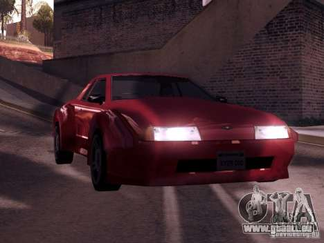 Elegy Wide Body für GTA San Andreas