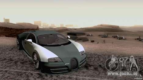 Bugatti ExtremeVeyron pour GTA San Andreas