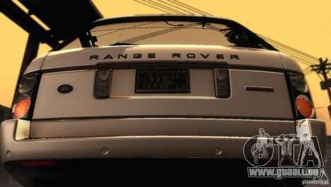 ENBSeries by dyu6 v2.0 pour GTA San Andreas sixième écran