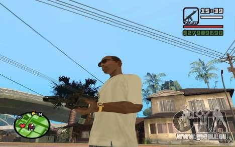 ACW-R HD pour GTA San Andreas troisième écran