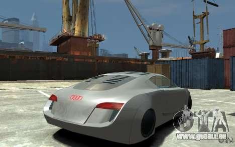 Audi RSQ Concept pour GTA 4 est un droit