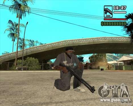 Millenias Weapon Pack für GTA San Andreas