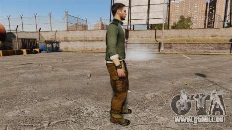 Sam Fisher v4 für GTA 4 Sekunden Bildschirm