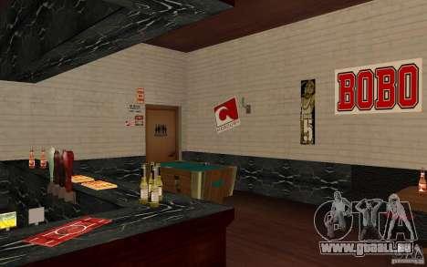 Eine neue Bar in Gantone v. 2 für GTA San Andreas fünften Screenshot