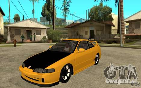 Honda Integra Spoon Version pour GTA San Andreas