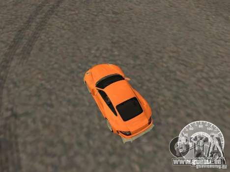 Porsche 911 GT3 Style Tuning für GTA San Andreas rechten Ansicht