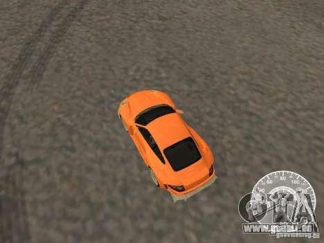 Porsche 911 GT3 Style Tuning pour GTA San Andreas vue de droite