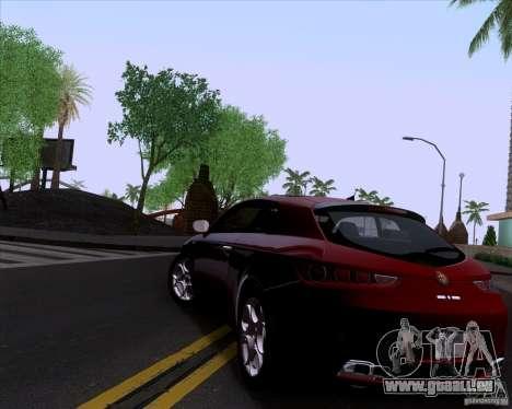 Alfa Romeo Brera für GTA San Andreas rechten Ansicht