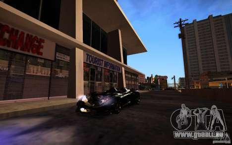 ENBSeries by Gasilovo Final Version pour GTA San Andreas troisième écran