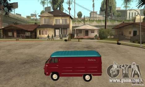 PLAYLIST 762 dans pour GTA San Andreas laissé vue