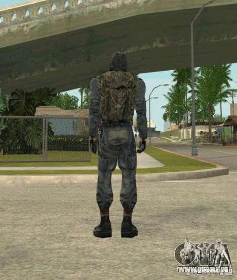 Regroupement de mercenaires d'un harceleur pour GTA San Andreas onzième écran