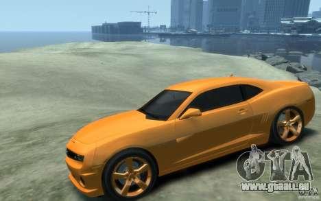 Chevrolet Camaro SS 2010 für GTA 4 linke Ansicht