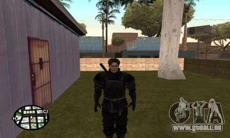 Dark Knight Skin Pack für GTA San Andreas zehnten Screenshot
