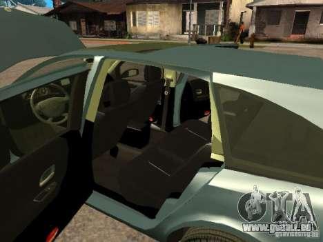 Renault Laguna II pour GTA San Andreas vue de côté