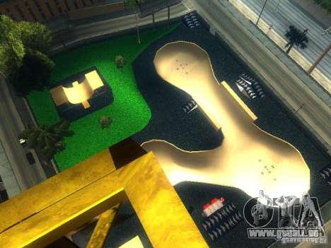 New BMX Park für GTA San Andreas zweiten Screenshot