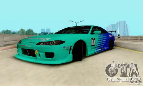 Nissan Silvia S15 Tunable für GTA San Andreas Seitenansicht