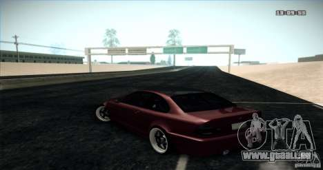 ENB Graphics Mod Samp Edition für GTA San Andreas siebten Screenshot