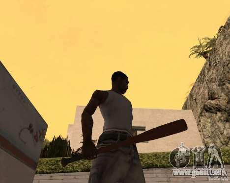 Guns Pack pour GTA San Andreas septième écran