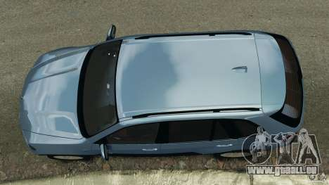 BMW X5 xDrive30i pour GTA 4 est un droit