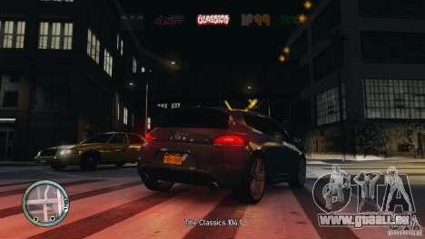 Coloured Radio HUD für GTA 4 siebten Screenshot