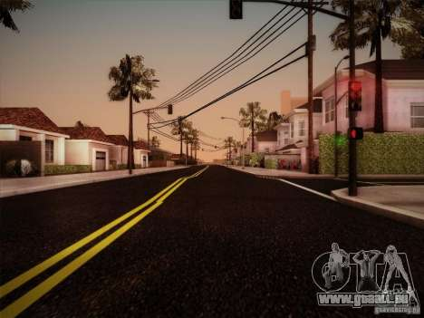 New Roads v1.0 für GTA San Andreas dritten Screenshot