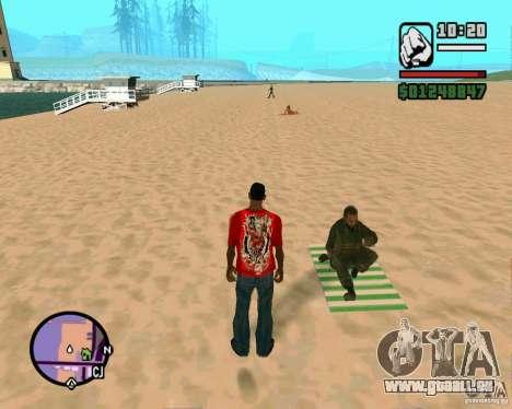 Aktion von COD Modern Warfare 2 für GTA San Andreas