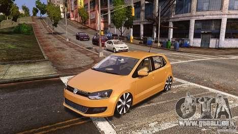 Volkswagen Polo für GTA 4