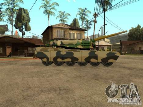 Camouflage pour Rhino pour GTA San Andreas