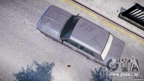 Peykan 1600i für GTA 4 Unteransicht