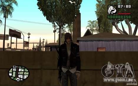 Alex Mercer für GTA San Andreas zweiten Screenshot