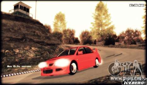 Ebisu West pour GTA San Andreas