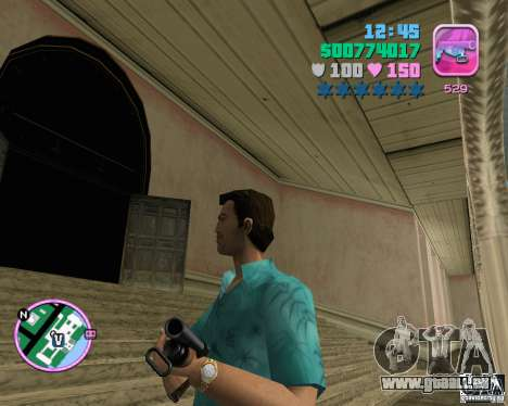 Standard Tommy in HD für GTA Vice City