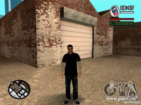 Slaude FXstyle pour GTA San Andreas