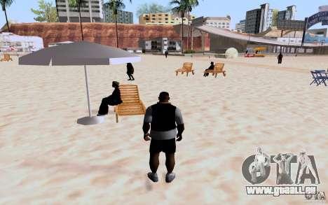 Reality Beach v2 pour GTA San Andreas sixième écran