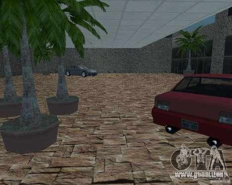 Autosalon im SF für GTA San Andreas dritten Screenshot