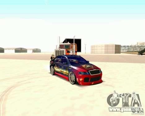 Skoda Octavia III Tuning für GTA San Andreas
