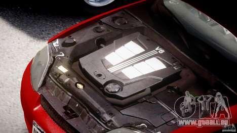 Hyundai Tiburon tunable für GTA 4 obere Ansicht