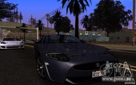 Die ENBSeries konfigurieren für schwache PC für GTA San Andreas her Screenshot
