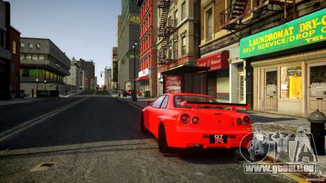 iCEnhancer 2.1 Custom pour GTA 4 troisième écran