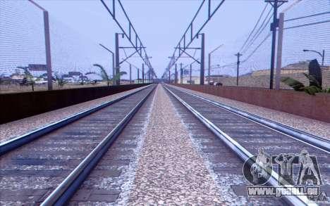 Russische Bahn Version V1. 0 für GTA San Andreas