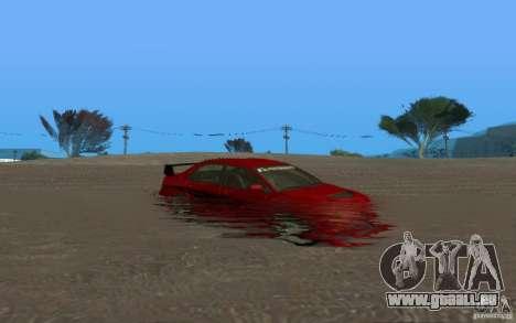 ENB Realistic Water pour GTA San Andreas