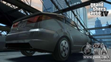 Bildschirme von GTA 4 laden für GTA San Andreas dritten Screenshot