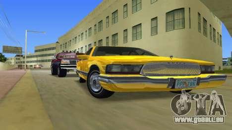 Buick Roadmaster 1994 pour une vue GTA Vice City de la gauche