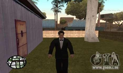 Dark Knight Skin Pack für GTA San Andreas neunten Screenshot