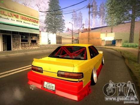 Nissan Onevia 2JZ pour GTA San Andreas laissé vue