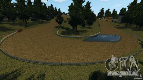 DiRTY - LandRush pour GTA 4 neuvième écran