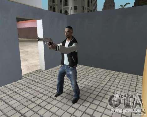 Luis Lopez GTA Vice City pour la troisième écran