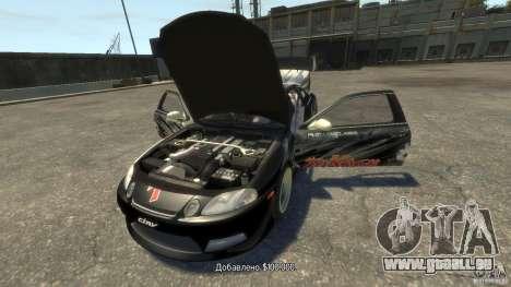 Toyota Soarer Tokage Crew pour GTA 4 est un droit